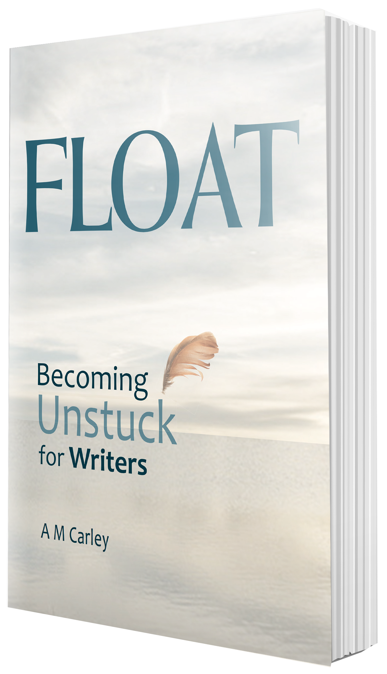 Cover of FLOAT • Becoming Unstuck for Writers