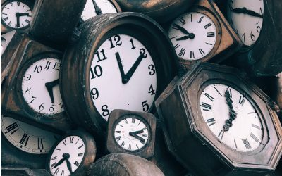 Finding the Time? Making the Time? What's the Difference?